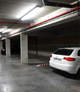 Trouver un garage ou une place de parking